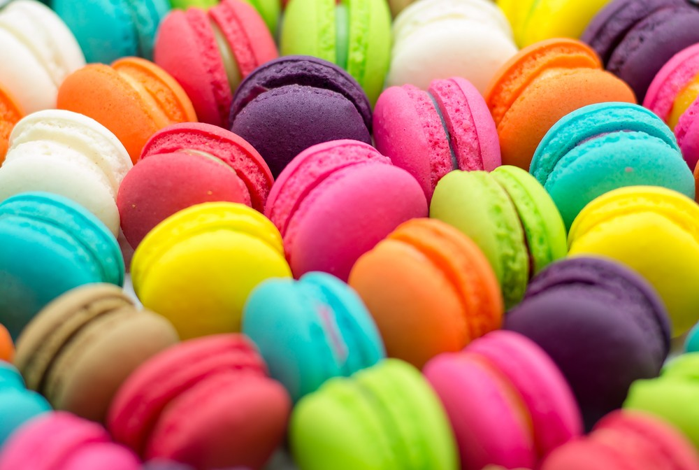 Image Result For Colorful Macaroons
